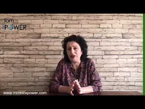 """Besa Hasani dhe historia e saj shumë motivuese. Histori Ndryshimi dhe Suksesi në """"I AM POWER"""""""