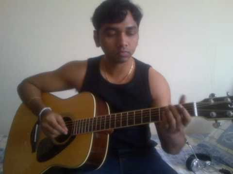 Bin Tere - Reprise (Guitar Chords + Lead) - YouTube