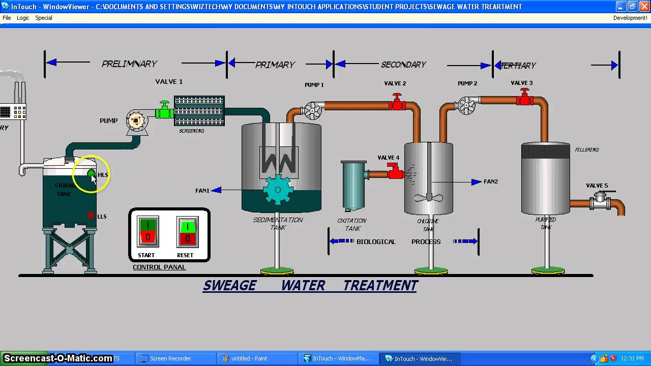 Water System Design Report