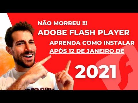 Como Ativar o Adobe Flash Player Após 12 janeiro de 2021 [FÁCIL E RÁPIDO]