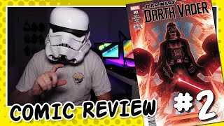 Darth Vader: Dark Lord of the Sith - #2 - REVIEW | Star Wars Comics