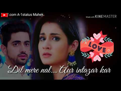 💞 AvNeil most Romantic Love status 💖 Dil mere Naal💞Avni Neil status 💖 A-1 status Mahek thumbnail