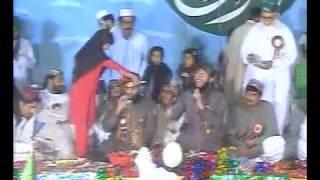 Sada Arabi Dholan Aya Hafiz Tahir Qadri Bhakkar Mehfil e Naat