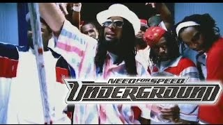 NFS: Underground - Face Of Soundtrack [Live OST]