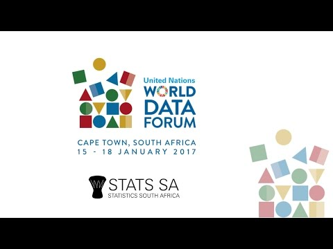 OPENING - The first UN World Data Forum - Harnessing the power of data for sustainable development