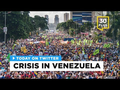 Attorney General's Office is under military siege in #Venezuela | Today on Twitter - Aug. 5, 2017