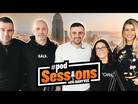 Bobbi Brown, 433 / BALR, & Anna Victoria | Frictionless Shopping & Your Snapchat | #podSessions 2