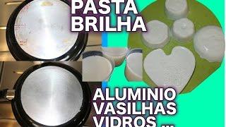 DETERGENTE EM BARRA BRILHA ALUMÍNIO –  POTENTE RECEITA CASEIRA