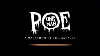 One Man Poe   Southwark Playhouse   31 October