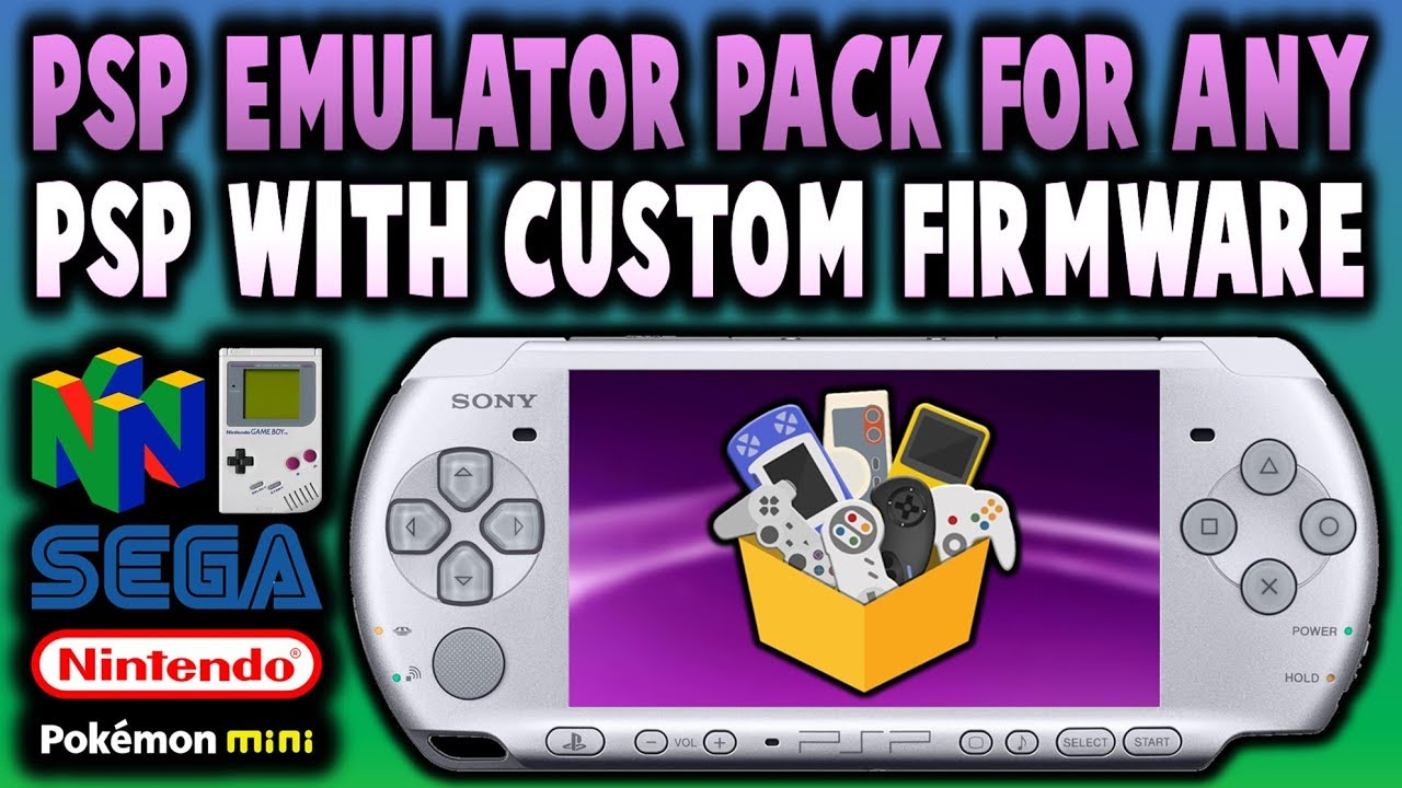 Every Psp Emulator You Will Need 30 Emulator Pack Youtube