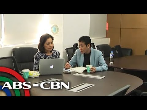 Maria Ressa to question cyber libel charge in court, lawyer says