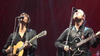 Mando Diao - Snigelns Visa (new swedish song!!) live in Munich, 04.10.11