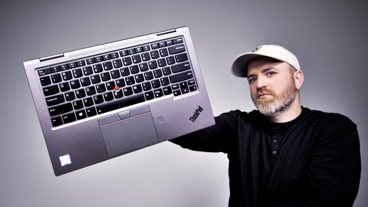 Die andere Art von ThinkPad ...  + video