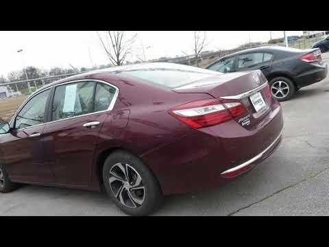 2017 Honda Accord LX in Birmingham, AL 35218