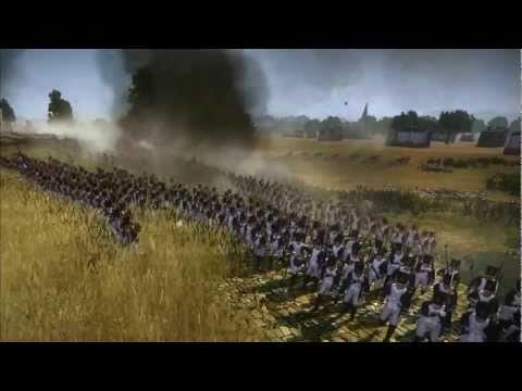 La Bataille de Waterloo 1815 Total War