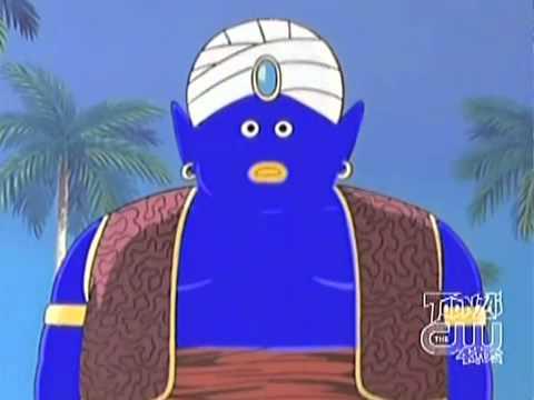 Toonzai Edit Mr. Popo Is Blue