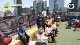 [中文字幕] BTS防彈少年團  방탄소년단 'I NEED U'  @Picnic Live