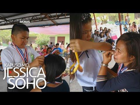 Kapuso Mo, Jessica Soho: Medalya para kay Inay