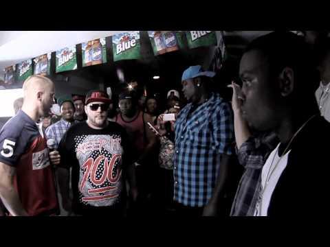 Mase  vs. J-Cut Rap Battle