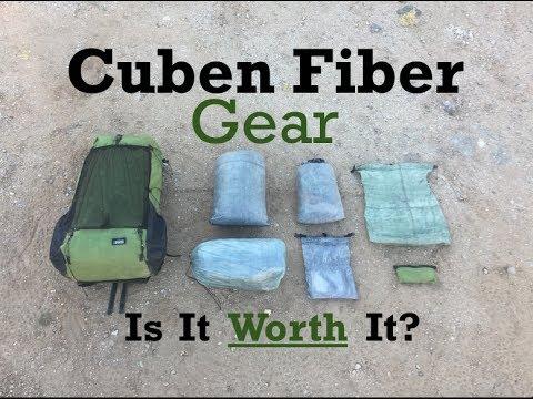 Cuben Fiber Gear, Is It Worth It?