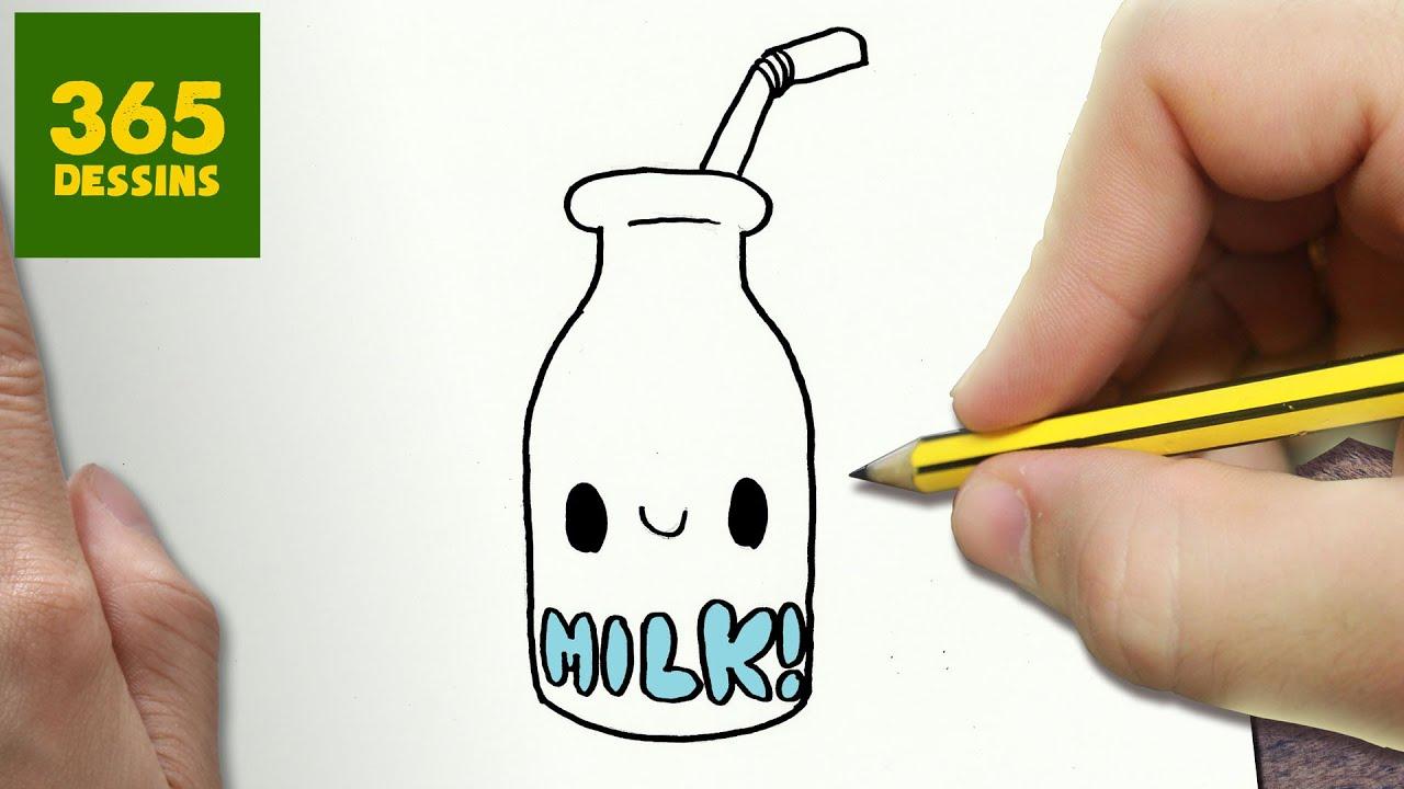 Milk Drink Draw