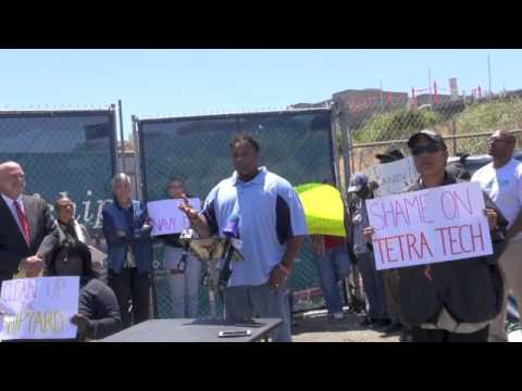 SF Hunters Point Tetra Tech Whistleblowers Speak Out About Criminal Cover-up & Bullying