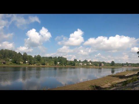 Продажа дачи Витебск 17 км от города. Участок на берегу реки. База недвижимости