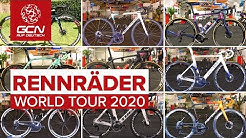 Die Rennräder der World-Tour Teams 2020 | Herren | Was ist neu im Peloton?