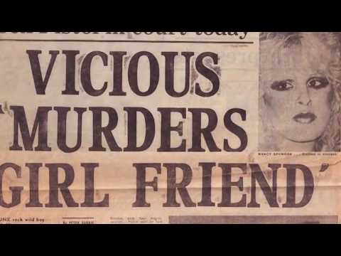 "Bankrupt - ""Sid and Nancy Do N.Y.C."" Official Lyric Video"