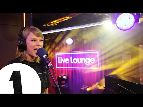 Thumbnail: Taylor Swift covers Vance Joy's Riptide in the Live Lounge
