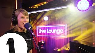 taylor swift covers vance joy s riptide in the live lounge