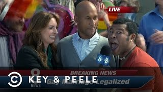 Gay Marriage Legalised | Key & Peele