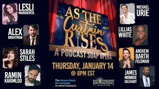 BPN Live: As The Curtain Rises reunion with Alex Brightman, Michael Urie, Lillias White & MORE!