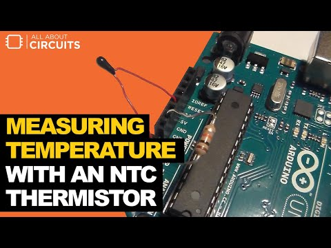 Measuring Temperature with an NTC Thermistor