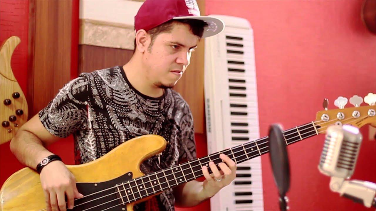 Ed Motta - Marta - Marcos Paulo Cover Bass