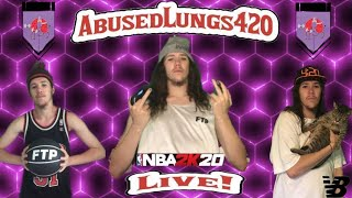 Nba 2k20 another trash event... Virus BASKETBALL!!! Rec until 2k fix this event