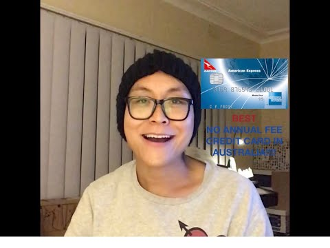 2019 Best No Annual Fee American Express Credit Card Australia ($0 for the lifetime)