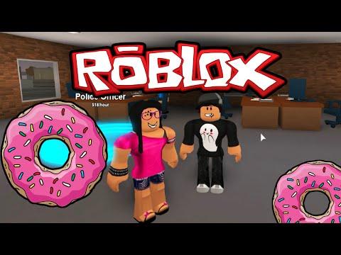Roblox - Em Busca Das Rosquinhas (RoCitizens) #11