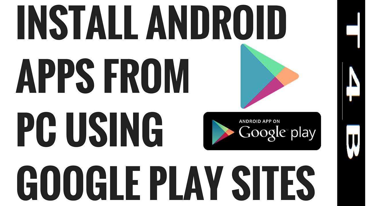 install android app from pc to tablet