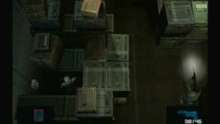 Metal Gear Solid 2 Substance-Hard Mode Walkthrough Part 18
