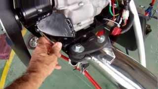 Funcionamento Motor 4T em Caruaru.