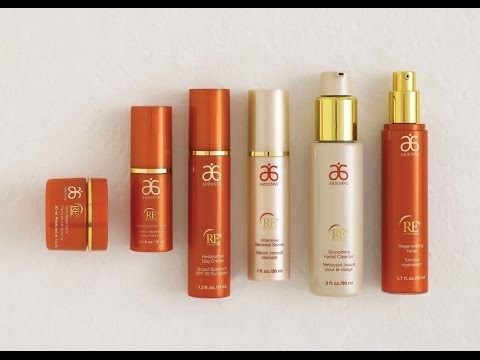 How to Use Arbonne RE9 Line