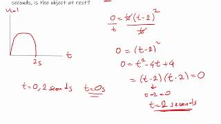 MCV4U/Grade 12 Calculus and Vectors - 1.3 Rate of Change