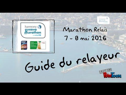 Harmony Genève Marathon for Unicef - Guide du relayeur 2016