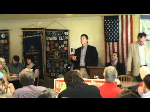 Fayette County GOP, GA breakfast, May 5, 2012