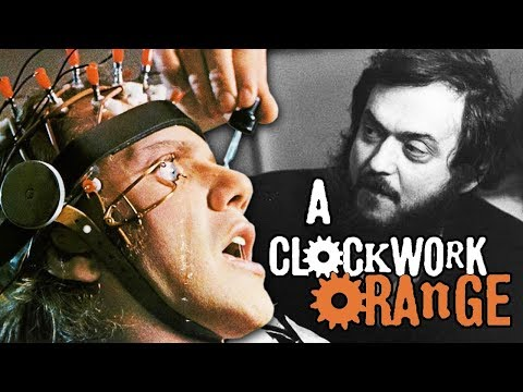 How Kubrick Approached the Story of A Clockwork Orange (1971) | SCREENWRITING
