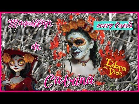 maquillaje-de-la-catrina-,-el-libro-de-la-vida,-facil.---july-seib