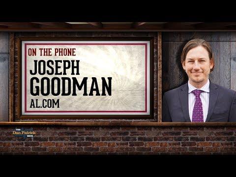LeBron vs Saban Latest from AL.com's Joseph Goodman   Full Interview   The Dan Patrick Show   4/6/18