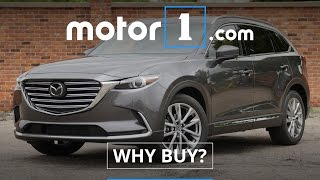 Why Buy 2016 Mazda CX 9 Review