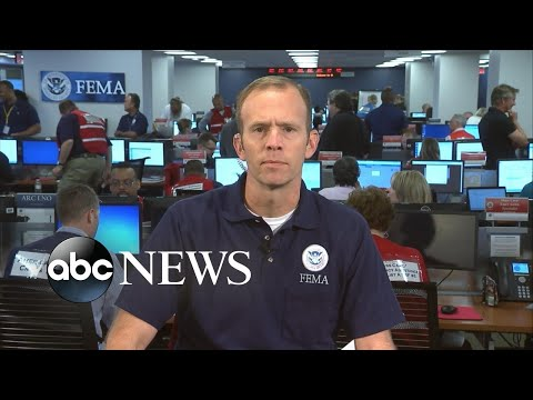 How FEMA is helping Texas during Hurricane Harvey